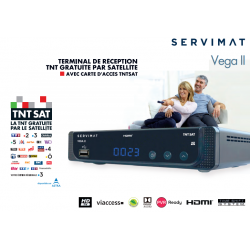 SERVIMAT VEG2 TNT SAT HD +...