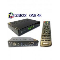 IZIBOX ONE 4K DVB-S2X +...
