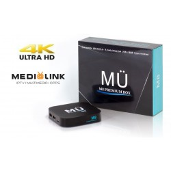 MEDIALINK M8 - RECEIVER IPTV