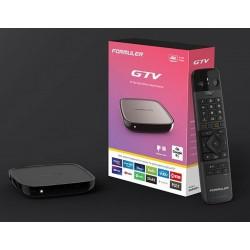 FORMULER GTV - IPTV RECEIVER