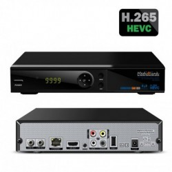 MEDIALINK ML6200 HEVC receiver