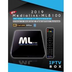 ML8100 MediaLink IPTV Receiver