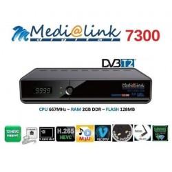 MEDIALINK ML7300T2C H265 +...