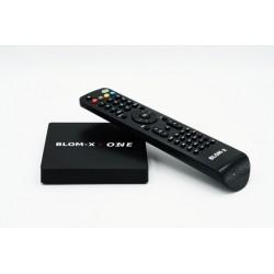 Blom-X ONE IPTV/Linux...